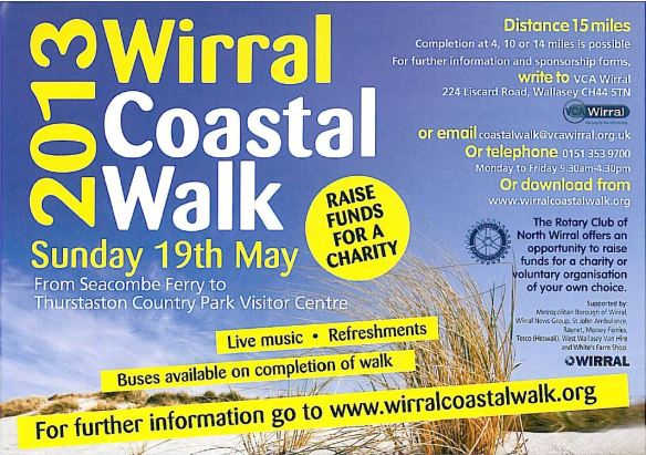 Wirral Walk 19th May