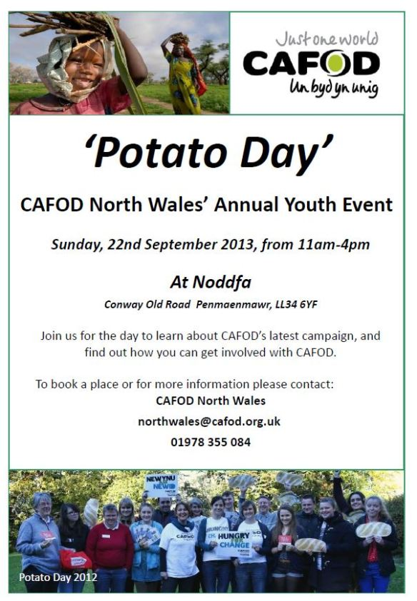 potato day 2013