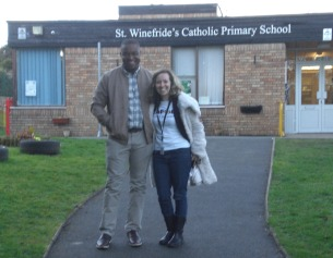 Livison and Colette visit St Winefride's Holywell2.JPG